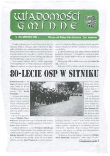 Wiadomości Gminne : miesięcznik gminy Biała Podlaska R. 5 (2003) nr 9