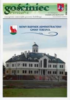 Gościniec Bialski : czasopismo samorządu powiatu bialskiego R. 12 (2013) nr 5 (109)