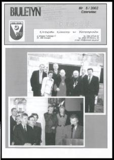 Biuletyn Informacyjny Urzędu Gminy w Terespolu R. 11 (2002) nr 5