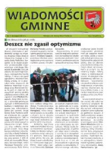 Wiadomości Gminne : miesięcznik gminy Biała Podlaska R. 14 (2012) nr 11