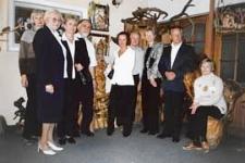 Wizyta bibliotekarzy z Białej Podlaskiej w Oddziale dla Dzieci Biblioteki Obwodowej w Brześciu