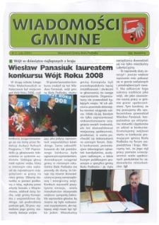 Wiadomości Gminne : miesięcznik gminy Biała Podlaska R. 11 (2009) nr 2