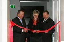 Uroczyste otwarcie do użytku czytelnikom budynków Miejskiej Biblioteki Publicznej w Białej Podlaskiej po remoncie, 12.04.2012 r.