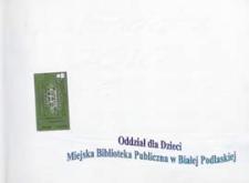 Kronika Oddziału dla Dzieci Miejskiej Biblioteki Publicznej w Białej Podlaskiej : 2010 r.