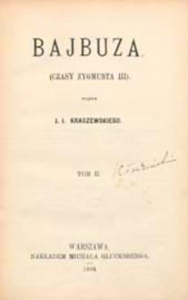 Bajbuza : (czasy Zygmunta III). T.2