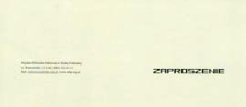 Zaproszenie : Podlaskie Spotkania Regionalne. Nr 5. Podlasie u progu niepodległości : spotkanie ze Szczepanem Kalinowskim, 7.11.2008 r.