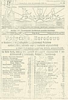 Głos Społeczny : dwutygodnik stowarzyszeń społecznych powiatu bialskiego R. 1 (1933) nr 2