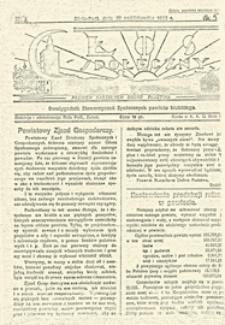 Głos Społeczny : dwutygodnik stowarzyszeń społecznych powiatu bialskiego R. 1 (1933) nr 5