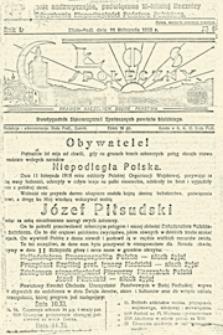 Głos Społeczny : dwutygodnik stowarzyszeń społecznych powiatu bialskiego R. 1 (1933) nr 6