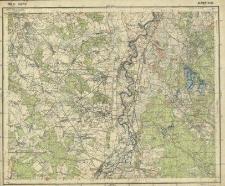 Mapa topograficzna Polski : Sławatycze Pas 41 Słup 37
