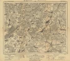 Karte des westlichen Russlands : Łomazy M 34