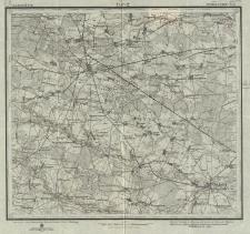Lukovsko-Radinskij Ujezd Sedleckoj Gubernii : mapa