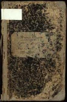 Księga akt urodzenia Urzędnika Stanu Cywilnego parafii rzymskokatolickiej w Białej Podlaskiej za lata 1873-1880 Obrządku Łacińskiego