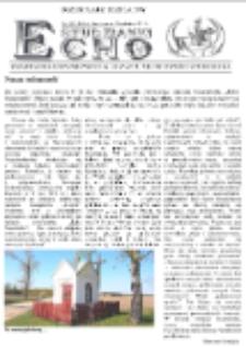 Echo Studzianki : kwartalnik Stowarzyszenia Rozwoju Miejscowości Studzianka R. 7 (2015) nr 1 (23)