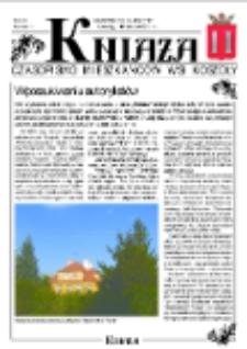 Kniaża: czasopismo mieszkańców wsi Koszoły R. 5 (2014) nr 1