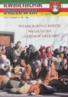 Kwartalnik Drelowski : pismo samorządowe R. 15, Nr 50 (2014)