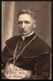 Ks. Andrzej Emil Olędzki - pierwszy proboszcz parafii św. Elżbiety Węgierskiej w Konstantynowie w latach 1906-1919