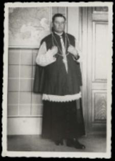 Ks. Józef Sobieszek proboszcz parafii św. Elżbiety Węgierskiej w Konstantynowie w latach 1919-1932